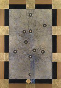 Omnium Gatherum 55 by Julia Morison contemporary artwork painting