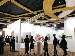 Inaugural Art Stage Jakarta shows the best of Indonesian art