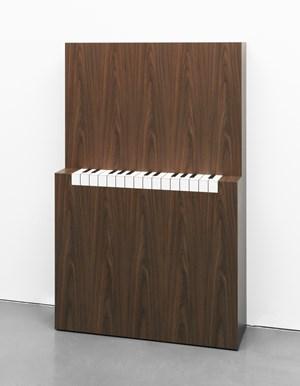 Pianofart by Richard Artschwager contemporary artwork