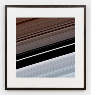 cassini 21 by Thomas Ruff contemporary artwork