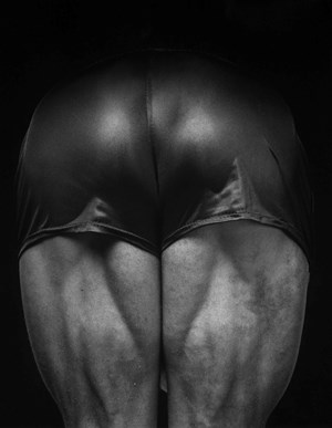 Milton Moore by Robert Mapplethorpe contemporary artwork