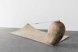 Self-proving by Wang Lijun contemporary artwork