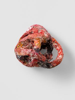 untitled: knuckle; 2020 lockdown 2 by Phyllida Barlow contemporary artwork