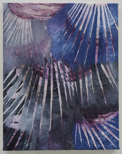 Amethyst by Kyoko Murase contemporary artwork