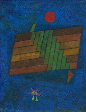 Dinamika Keruangan (Space Dynamics) by Fadjar Sidik contemporary artwork