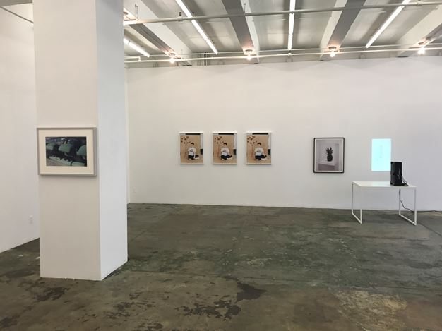 Exhibition view: Group Exhibition,Photography Out of Germany, Thomas Erben Gallery, New York (25 May–24 June 2017).