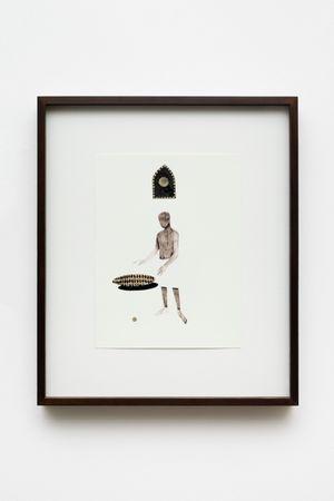 Outros ofícios: garimpo e pepita by Antonio Obá contemporary artwork