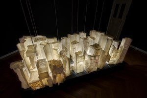 Relikte der Stadt by Azade Köker contemporary artwork