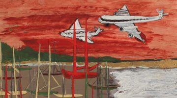 Contemporary art exhibition, Frank Walter, Frank Walter at David Zwirner, London