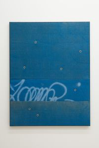 Untitled (0O0O0O04) by Aurélien Martin contemporary artwork mixed media
