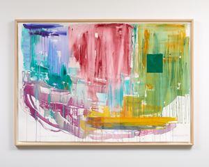 Instinct for Seasons by Gretchen Albrecht contemporary artwork