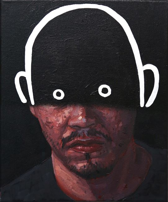 Discombobulated 1 by Abdul Abdullah contemporary artwork