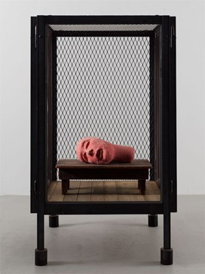 Cell XXIII (Portrait) by Louise Bourgeois contemporary artwork