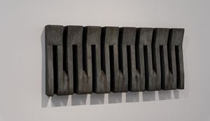 Modernist Facades for New Nations (Sculptural Proposition 5) by Sahil Naik contemporary artwork