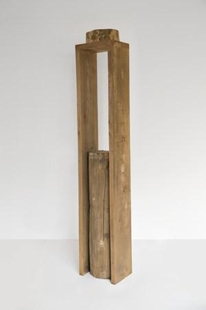 Lateral Condition by Kishio Suga contemporary artwork