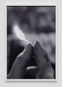 Match fire #2 (The Modernist) by Catherine Opie contemporary artwork photography