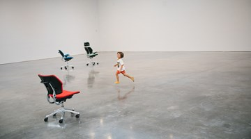Contemporary art exhibition, Urs Fischer, PLAY at Gagosian, West 21st Street, New York