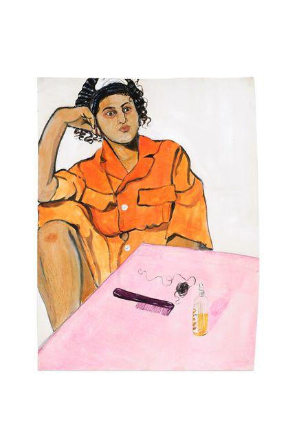 Prête by Neïla Czermak Ichti contemporary artwork