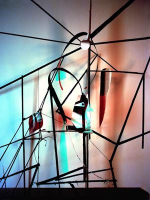 First Light by Yamini Nayar contemporary artwork