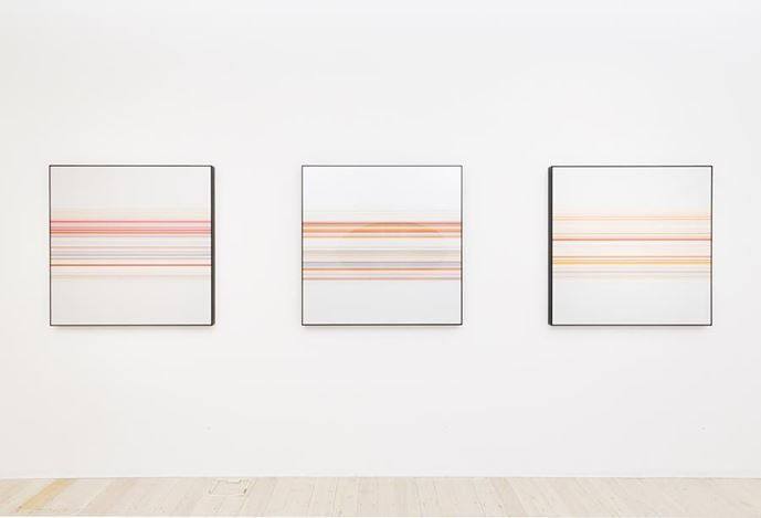 Exhibition view: Paul Snell, Vanishing Point,Gallery 9, Sydney (9 August–1 September 2018). Courtesy Gallery 9.