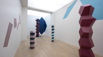 Contemporary art exhibition, Angela Bulloch, One way conversation... at Simon Lee Gallery, Hong Kong