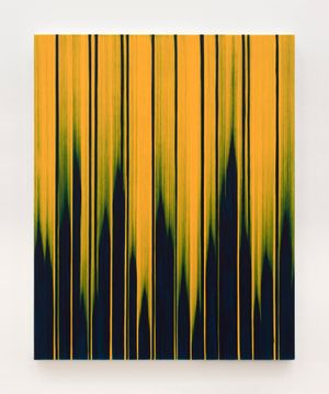 Osscillate/Undulate by Mark Francis contemporary artwork