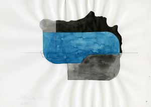 Untitled (Shapes) No 2 by Stef Heidhues contemporary artwork