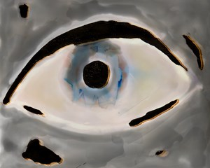 Pale Eye by Brea Souders contemporary artwork