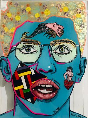 Ian Scott by Sam Mitchell contemporary artwork