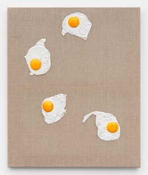 Untitled (eggs 11) by David Adamo contemporary artwork