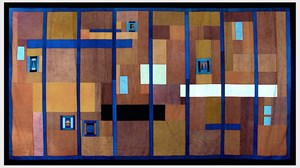Squares by Chant Avedissian contemporary artwork