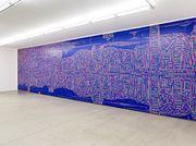 Chinese artist Lu Xinjian's 'Infinite Lines' at de Sarthe Gallery, Beijing