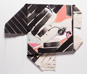 Rumpled Sheets by Patrick Chamberlain contemporary artwork