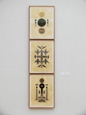 Numinous Altar by Albert Yonathan Setyawan contemporary artwork