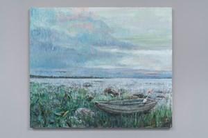 Boat by Sabine Moritz contemporary artwork