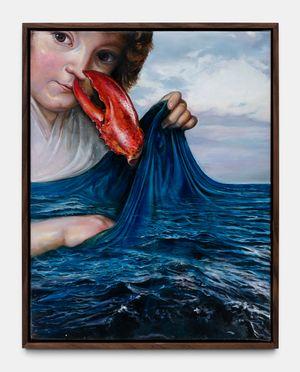 Selfish shellfish by Thomas Lerooy contemporary artwork