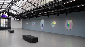 Contemporary art exhibition, Gisela Colon, Hyper-Minimal at La Patinoire Royale – galerie Valérie Bach, Brussels