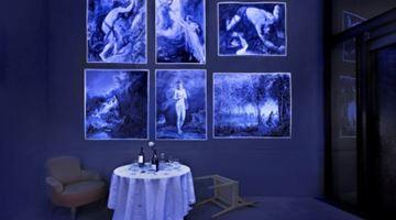 Contemporary art exhibition, Lovro Artukovic, Room #12 at KEWENIG, Berlin