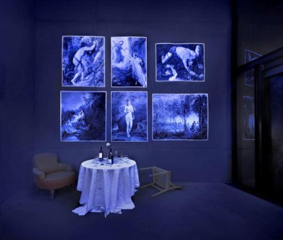 Exhibition view: Lovro Artukovic, Room #12, Kewenig, Berlin (1 December–19 December 2020). © Lovro Artukovic. Courtesy the artist and Kewenig, Berlin. Photo: Lepkowski Studios, Berlin.