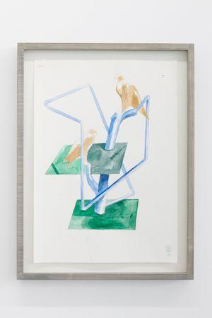 Untitled (#4) by Vikenti Komitski contemporary artwork