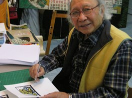 PAINTING AT 90: INTERVIEW WITH GAYLORD CHAN