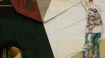 Contemporary art exhibition, Jens Fänge, Inner Songes at Perrotin, Paris