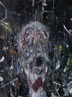 Nietzsche is Dead by Timothy Hon Hung Lee contemporary artwork