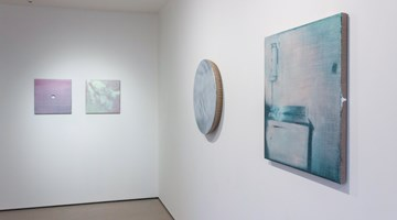 Contemporary art exhibition, Hamish Coleman, Shot Silk at Bartley & Company Art, Wellington