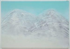 letzte nacht geträumt by Miriam Cahn contemporary artwork painting