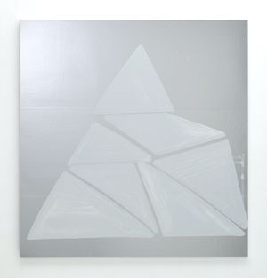 Pinnacle by Anju Michele contemporary artwork