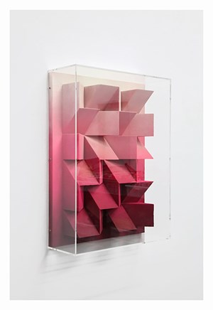 piNkpaNther by Jan Albers contemporary artwork