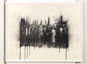 The Winds of Revolt (Selma) 2 by Glenn Kaino contemporary artwork
