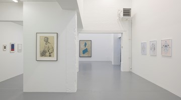 Contemporary art exhibition, Group Show, Works On Paper II at Zeno X Gallery, Antwerp