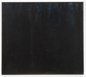 Woods, Almost All Black by Wolf Kahn contemporary artwork